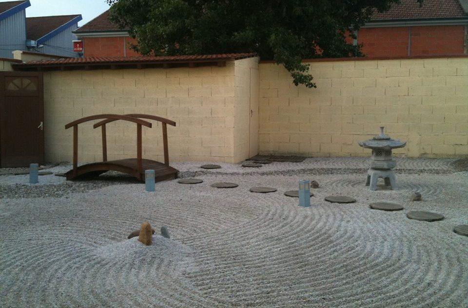 Jardin Dojo Kendo