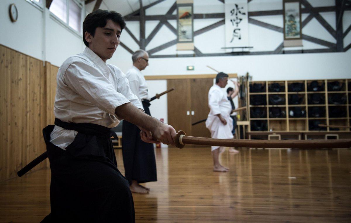 iaido-kata