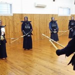 Kendo vs Naginata