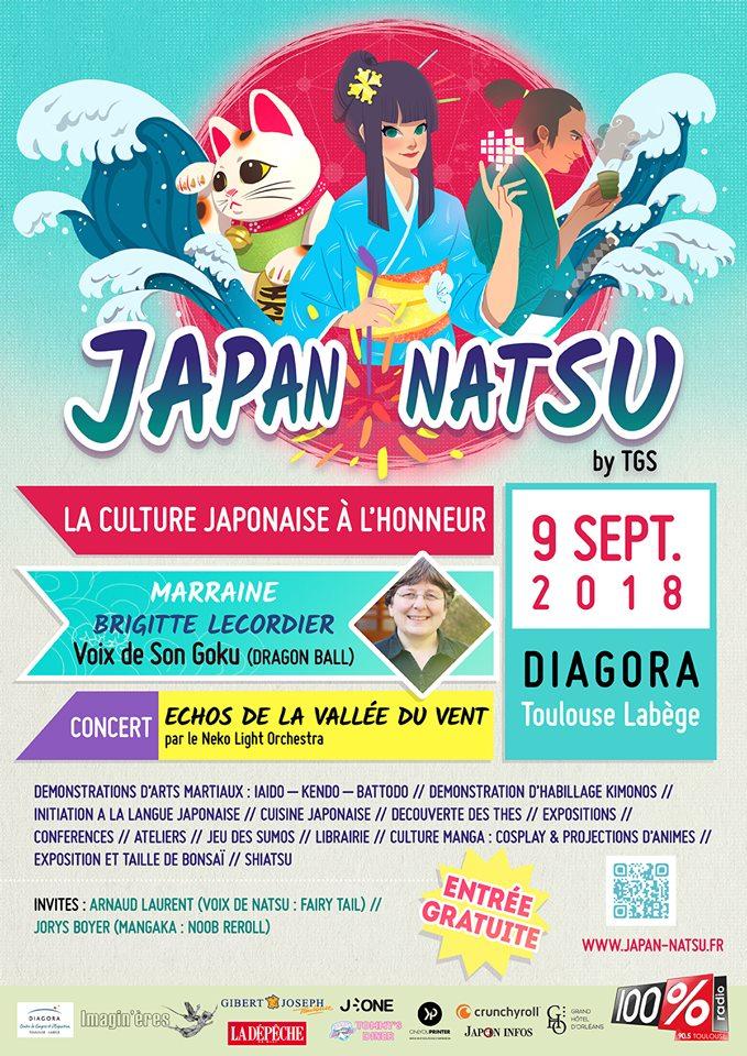 Kendo au Japan Natsu à Toulouse