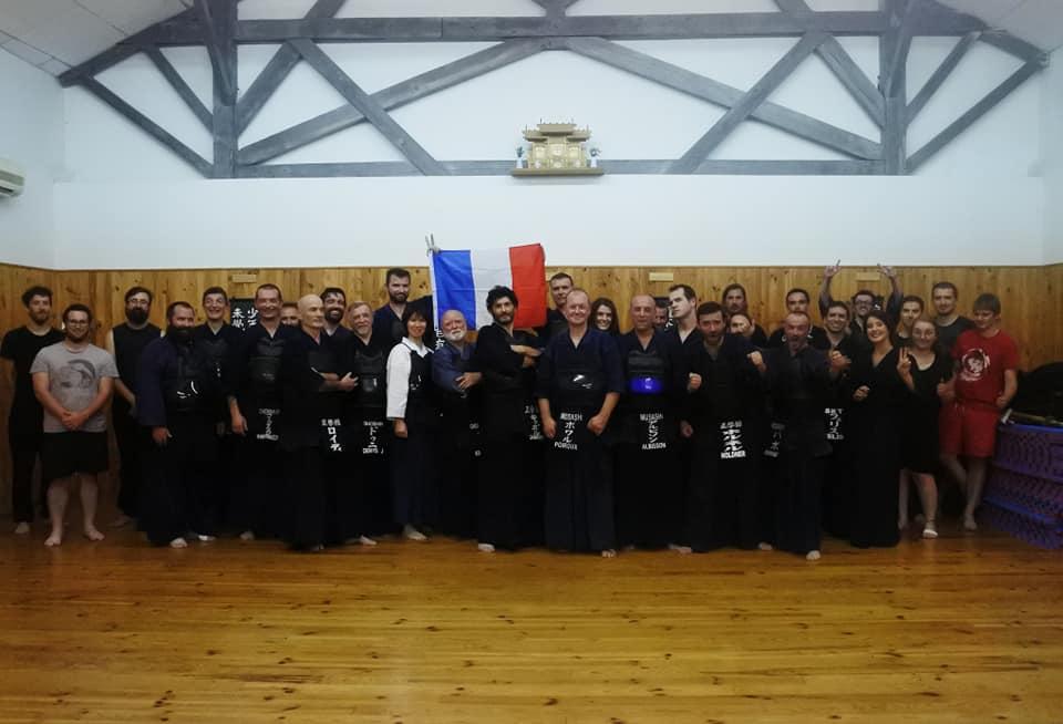 championnat du monde de kendo
